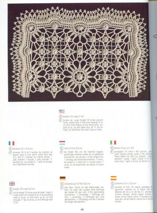 Gallery.ru / Фото #44 - DMC. Creations Crochet D'or - Malinka-Malinka