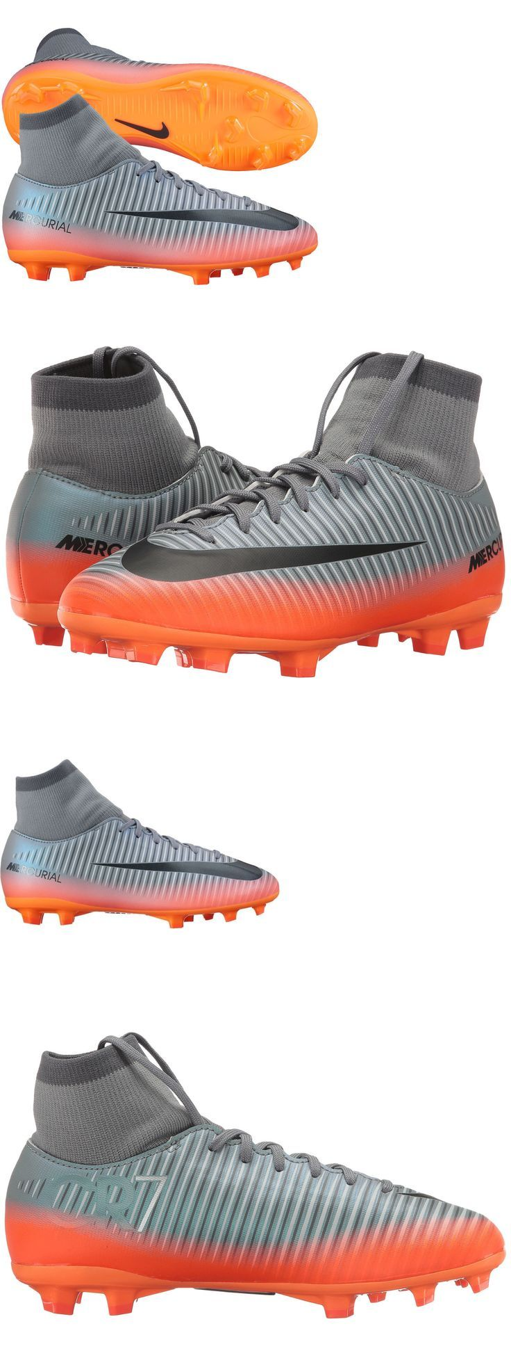 Youth 159177: Nike Mercurial Victory Vi Fg Ronaldo Cr7 2017 Df Soccer Shoes Kids Youth