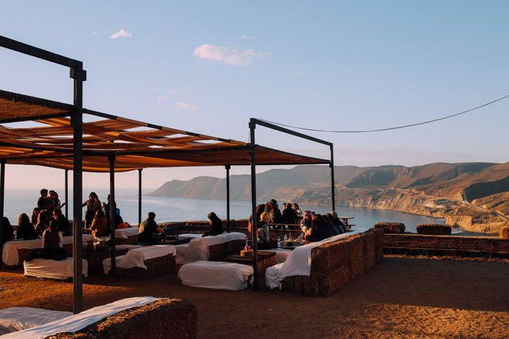 Sunset at Cuatro Cuatros in Valle de Guadalupe, Mexico — Local Wanderer