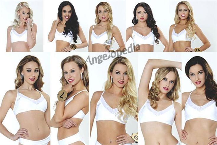 Miss Finland 2016 finalists exude glamour in Swimsuits