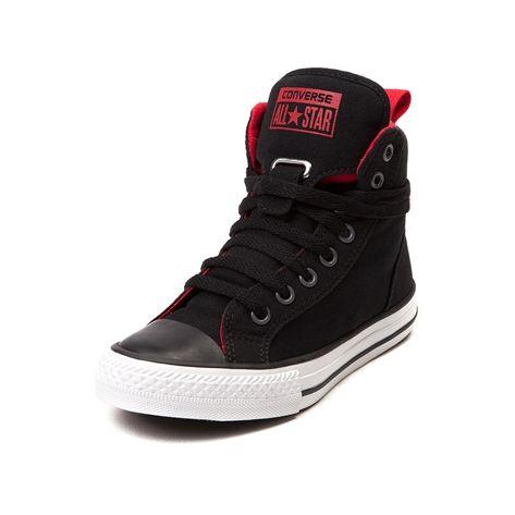 Shop for Youth Converse Chuck Taylor Guard Hi Sneaker ...