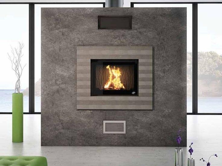 17 mejores im genes sobre foyer fireplace en pinterest. Black Bedroom Furniture Sets. Home Design Ideas