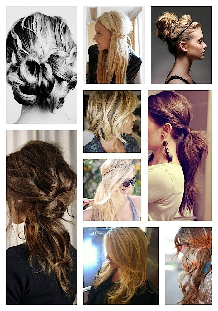 100 Top Hairstyles Every Woman Should Try: Braids, Curls, Up-Dos And More | Lady and the Blog