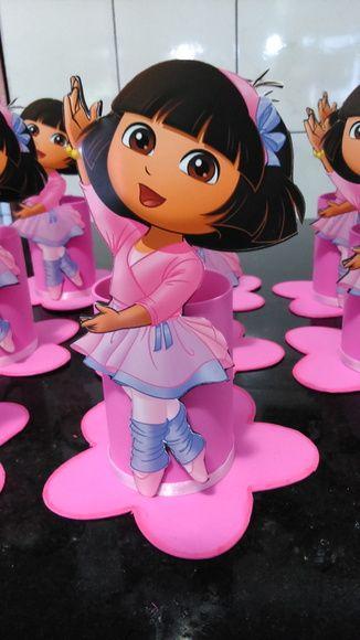 Centro de mesa Dora Bailarina