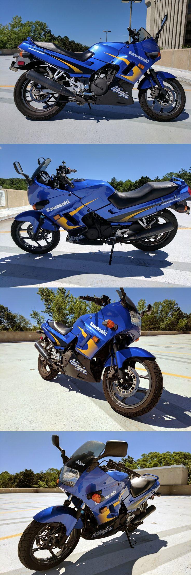 Motorcycles: 2003 Kawasaki Ninja 2003 Ninja 250R Ex250 Free Local Delivery -> BUY IT NOW ONLY: $1600 on eBay!