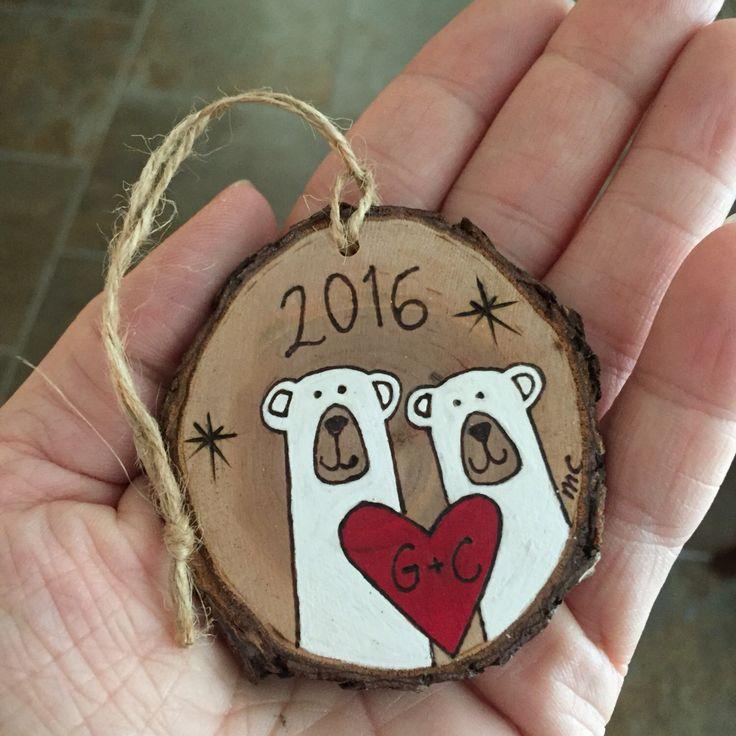 Best 25+ Wood ornaments ideas on Pinterest | Diy christmas ...
