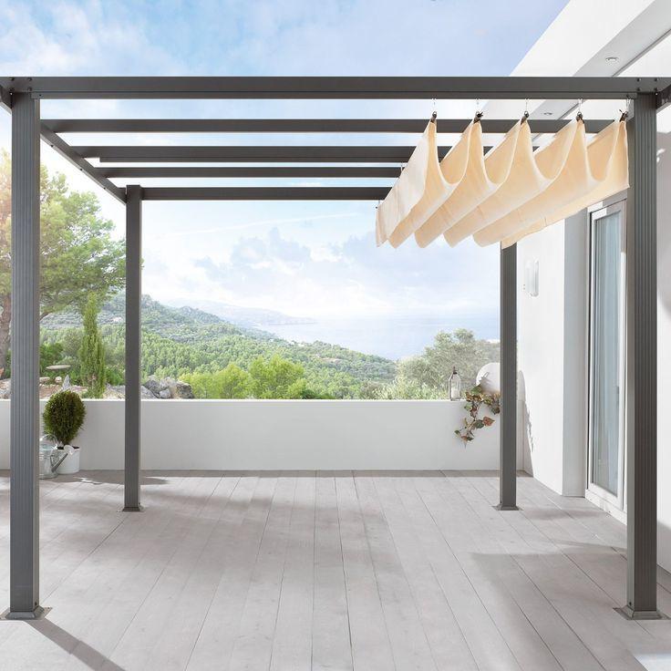 1000 ideen zu pergola bausatz auf pinterest terrassen berdachung bausatz pergola und pergola. Black Bedroom Furniture Sets. Home Design Ideas