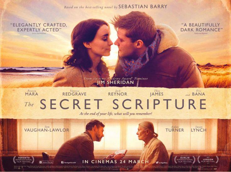 THE SECRET SCRIPTURE   http://www.themoviewaffler.com/2017/03/new-release-review-secret-scripture.html