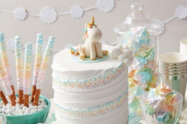 How to Make a Unicorn Cake #baking #cake #unicorn #wilton