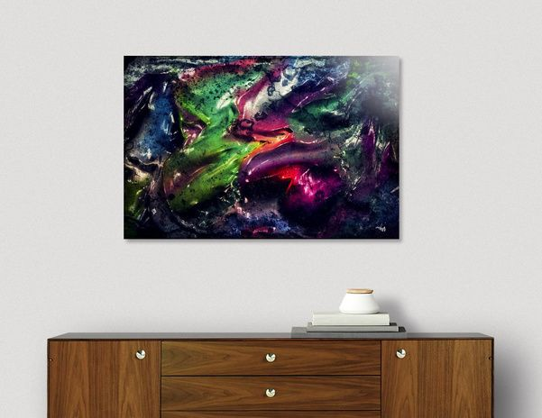 Discover «primal 2», Numbered Edition Acrylic Glass Print by vividvivi - From $75 - Curioos