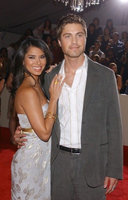 Roselyn Sanchez and Eric Winter....such a beautiful couple! <3