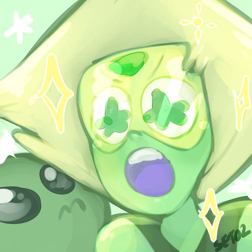 Peridot - Steven Universe