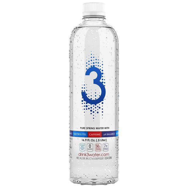 Energizing Water Beverages
