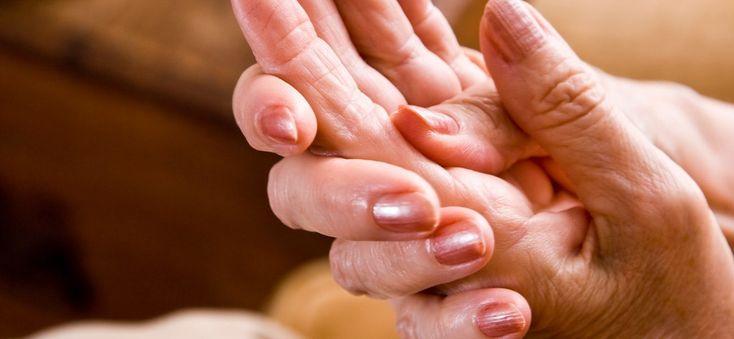 Recette de crème pour les mains contre l'arthrose