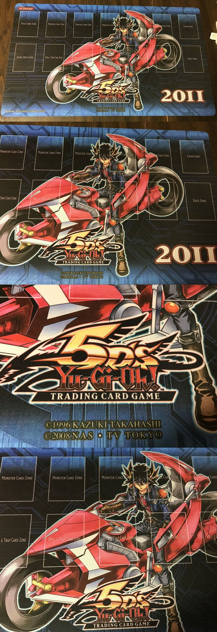 Other Yu-Gi-Oh TCG Items 31397: Rare New Yu-Gi-Oh Trading Card Game 5D S Playmat Mat Unused Free Us Shipping!!! -> BUY IT NOW ONLY: $35.99 on eBay!