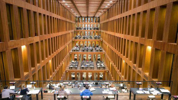 Ewiges Projekt: Ein halbes Jahrhundert lang Doktorand