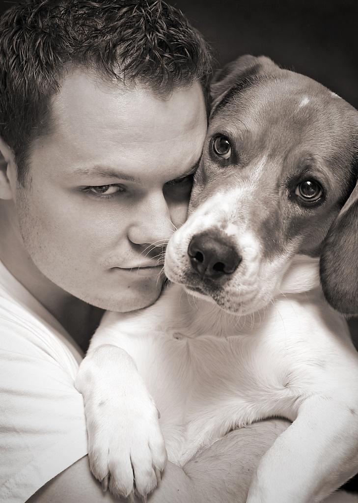 Dog and Master