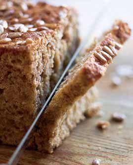 Du behøver ikke bruge surdej for at lave et skønt rugbrød.