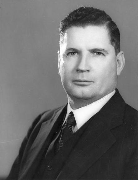 Sir Arthur Fadden Prime Minister of Australia 1941. He was a Country Party MP.
