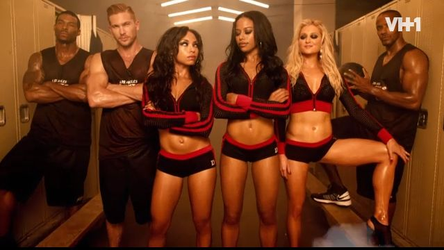 hit the floor | VH1′s Hit The Floor is gearing up for their sexier second season ..