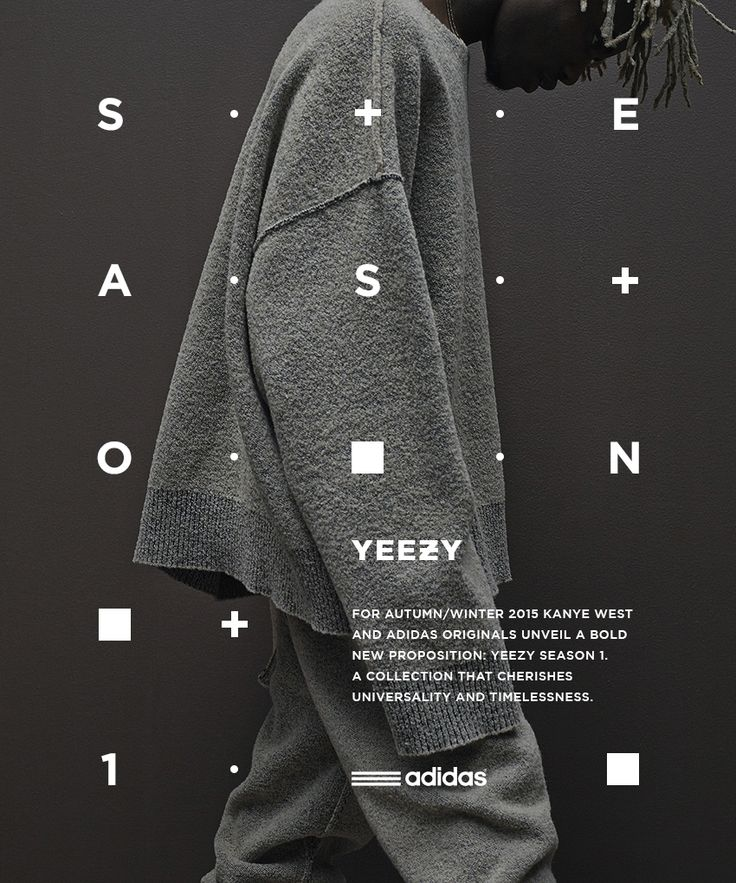 Adidas Originals x Kanye West YEEZY SEASON 1 on Behance