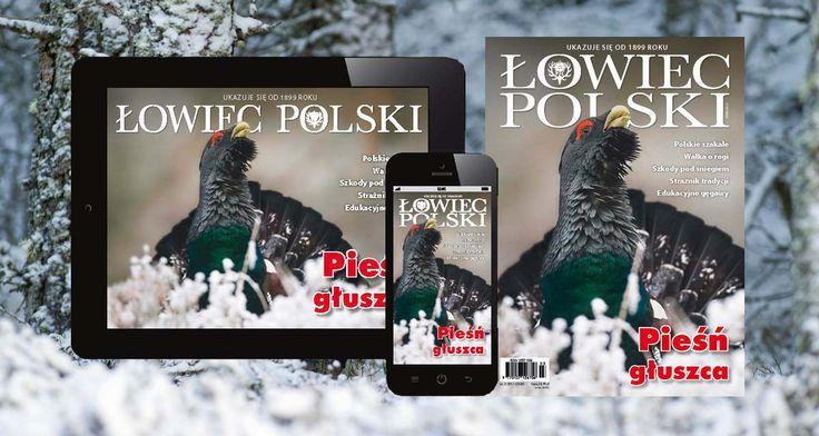 """Marzec z """"Łowcem"""""""