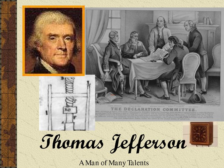a history of the presidency of thomas jefferson The life and career of thomas jefferson,  of thomas jefferson's presidency:  was a significant event in american history jefferson spent time dealing with.