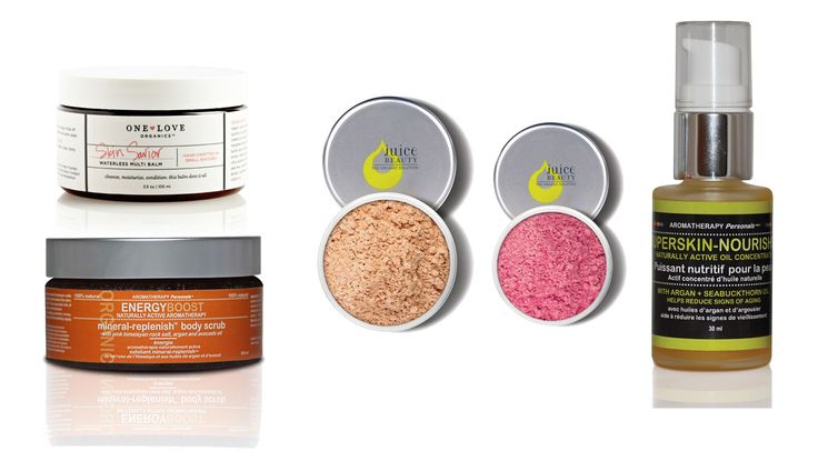 10 Organic Beauty Products To Add To Your Arsenal   StyleList Canada