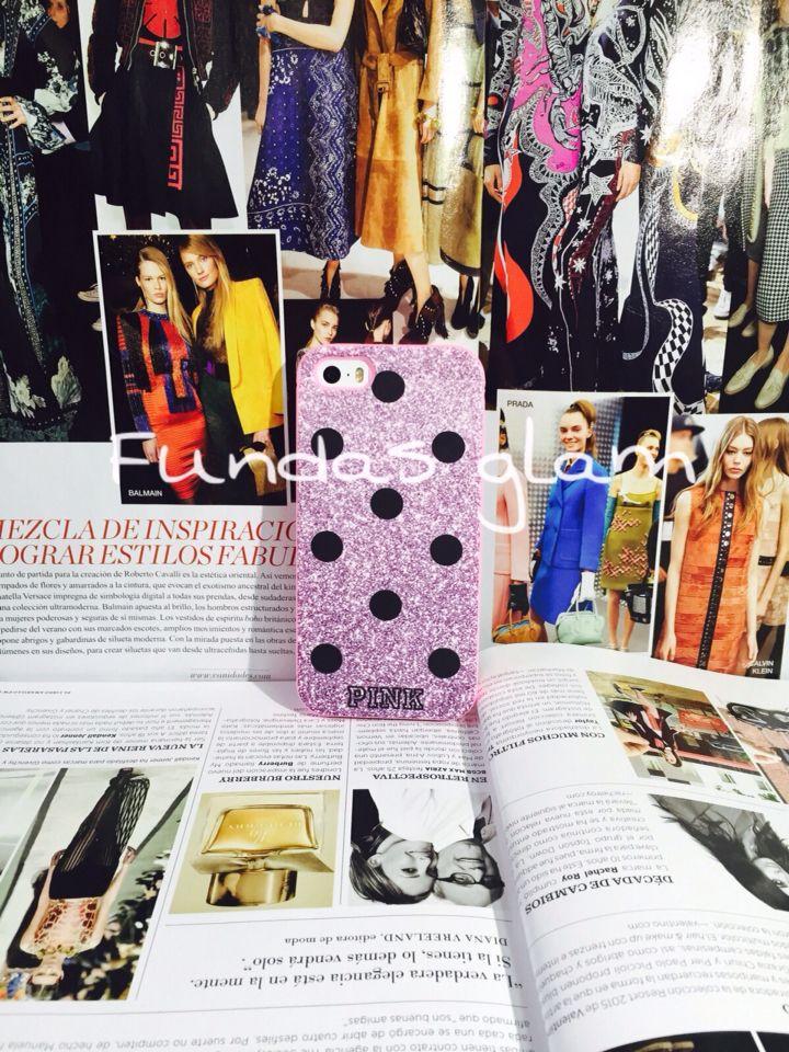 Nuevo modelo  case glitter pink  está súper padre  disponible para iPhone 5/5s/5c/6/6s  Envíos a todo México  precios y ventas por whats app 7731326251 o 7715694076  #navidadenfundasglam