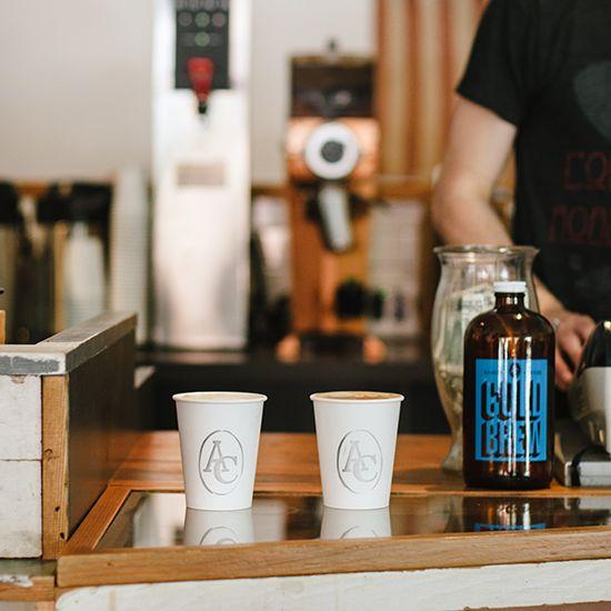 When in Seattle.... Coffee!