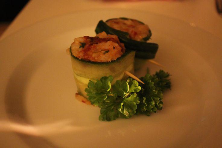 5. ruokalaji: Oiva-Sushi
