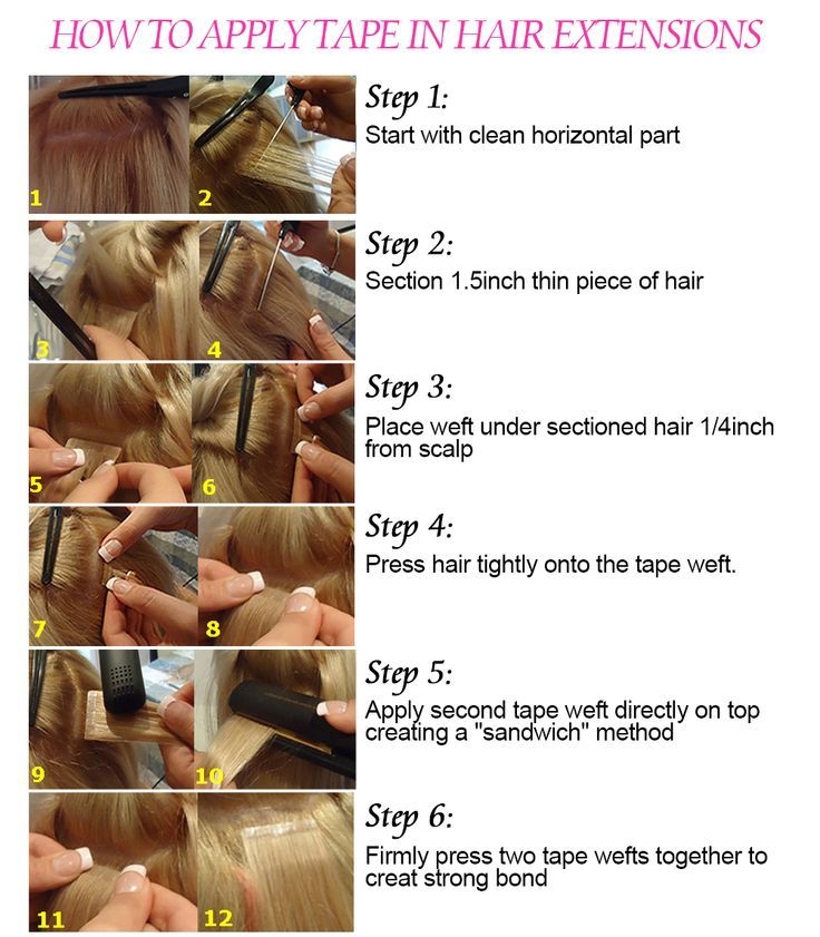 How to install tape in hair Brown Color Double Sided Tape In Hair Extension | BHF Hair | 100% Human Hair - Looking for affordable hair extensions to refresh your hair look instantly? http://www.hairextensionsale.com/?source=autopin-pdnew