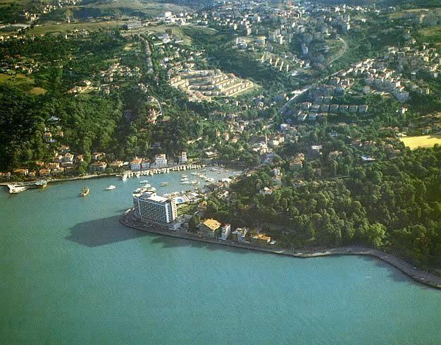 Tarabya is a Neighbourhood in the Sariyer District of Istanbul, Turkey