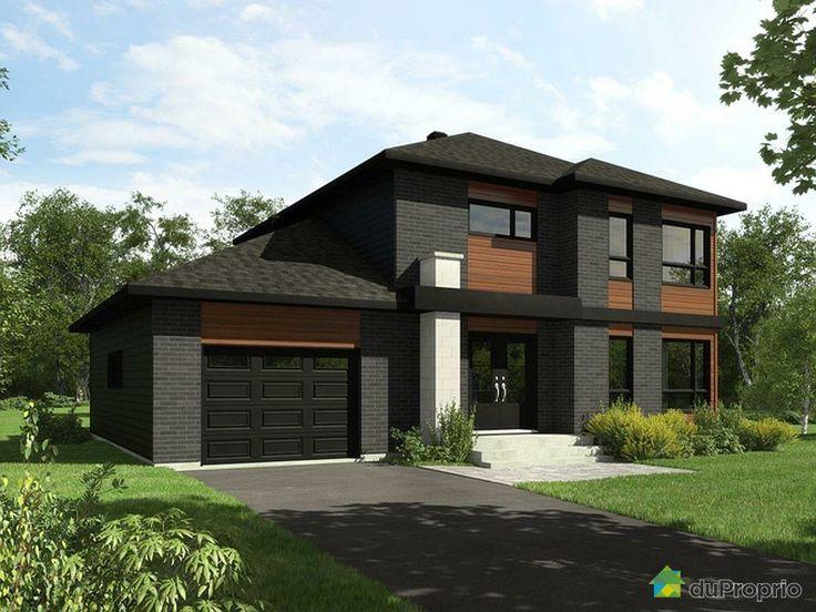 Maison neuve a vendre l vis rue de la sarre secteur for Immobilier maison neuve