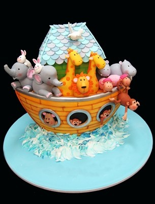 One of Planet Cake's amazing creations
