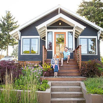 25+ Best Ideas About Small House Exteriors On Pinterest | Cottage