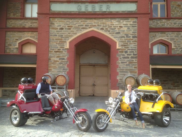 Chateau Tanunda has been brought back to its former glory... A must see in the Barossa.