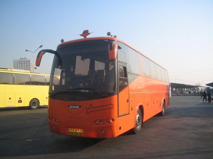 Car Rental Buses