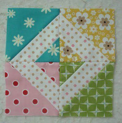 Pretty!!!: Quilts Patterns, Bees, Blocks Tutorials, Farmers Wife Quilts, Quick Blocks, Easy Quilts, Quilts Blocks, Quilts Idea, Fwqal Tutorials And
