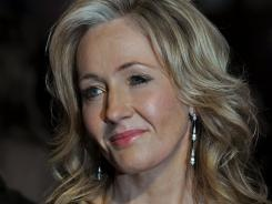 "J.K. Rowling's new book: ""The Casual Vacancy"""