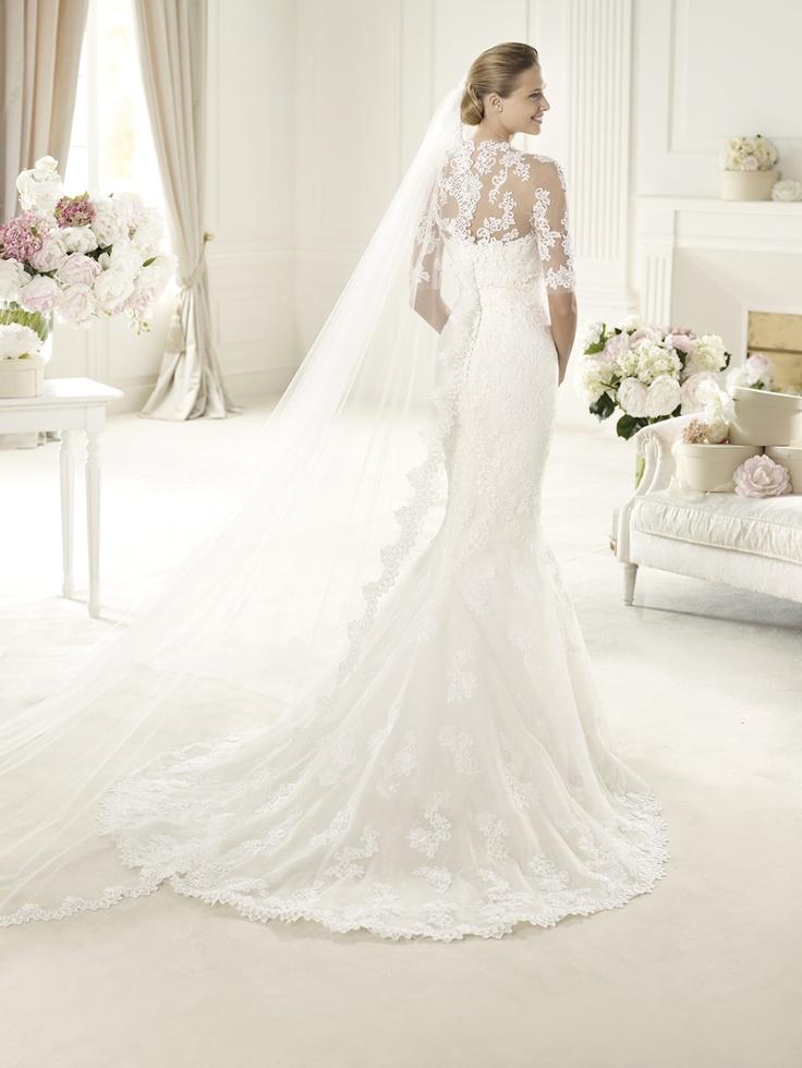 Wedding dress Urda