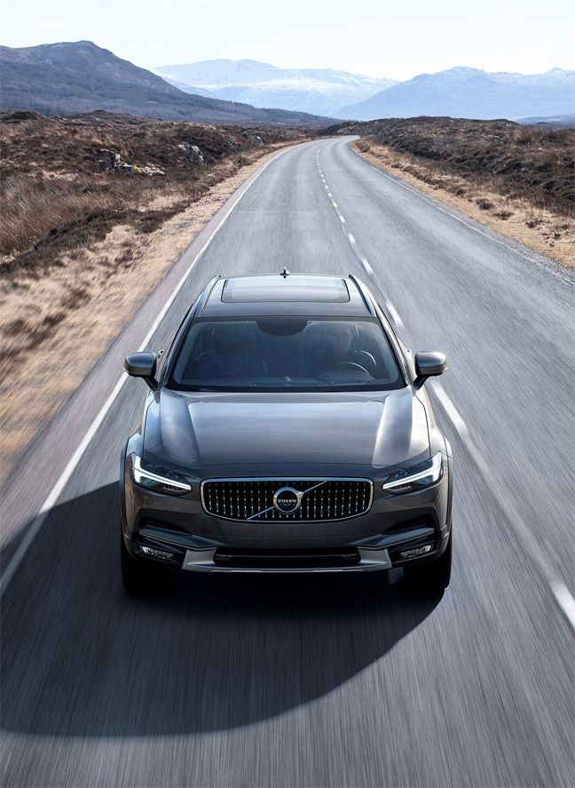 Volvo V90 Cross Country : Le nouveau baroudeur suédois !