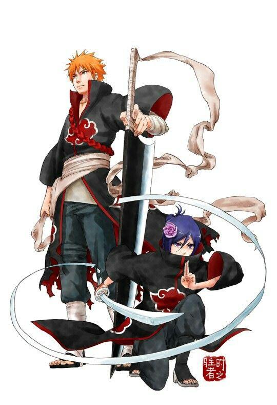 Bleach/Naruto