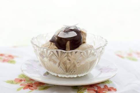 skinnymixer's Vanilla Bean Icecream