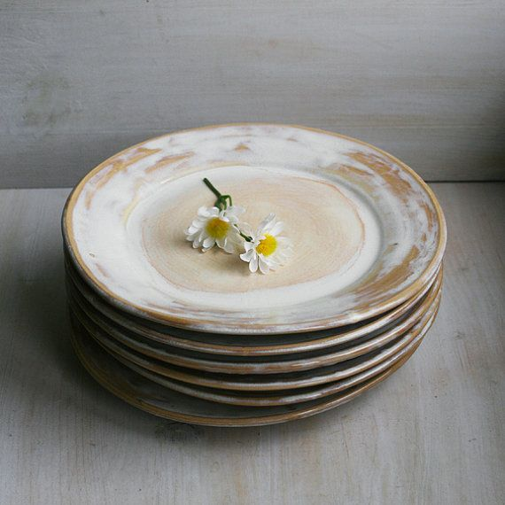 Reserved For Chelsea Ceramic Dinnerware Rustic By