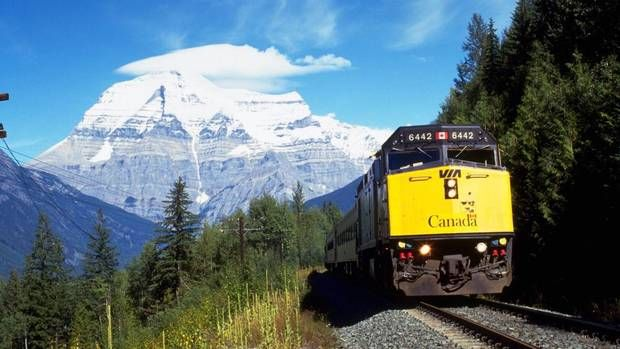 Canada's most scenic rail trips aren't just in B.C., you know
