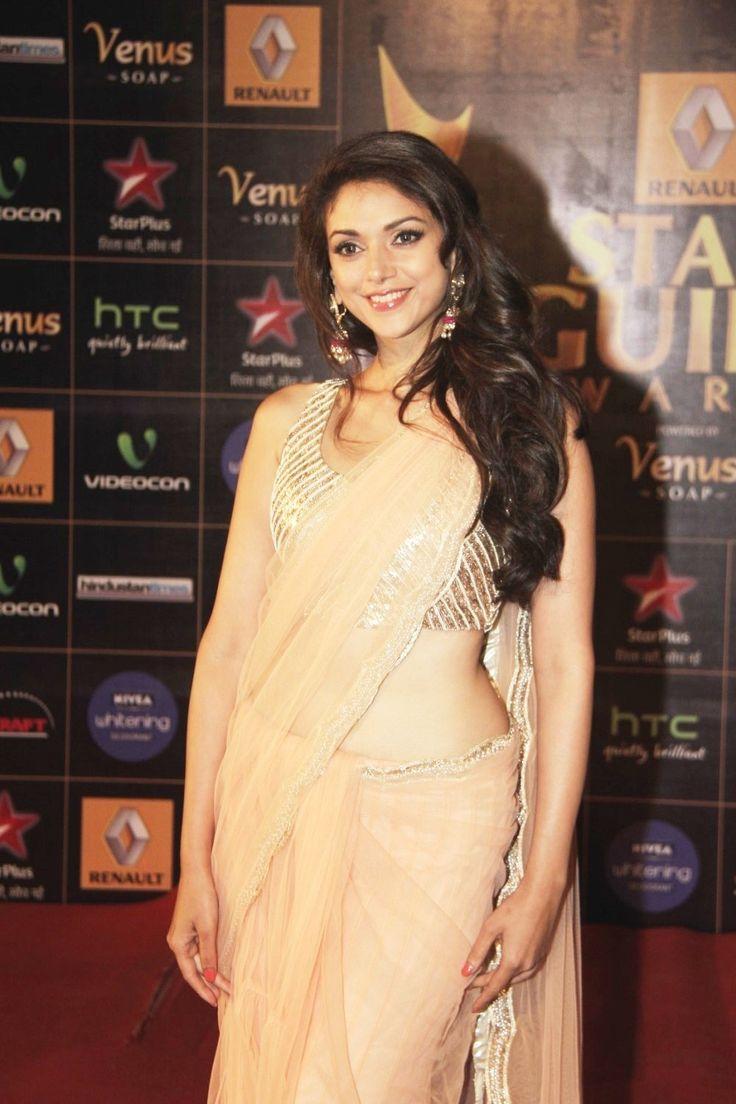 Aditi Rao Hydari at  The Renault Star Guild Awards 2013.