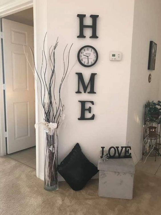 20 popular farmhouse living room makeover decor di…