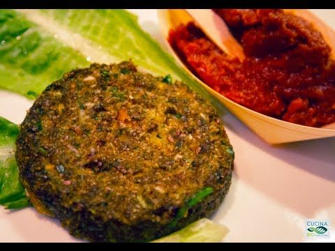 Burger Vegetale Crudista - Veg Raw Food- Les hamburgers- the hamburgers - YouTube