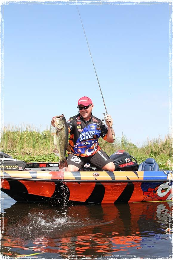 Bass fishing pro angler techniques for catching bass and for Bass fishing techniques